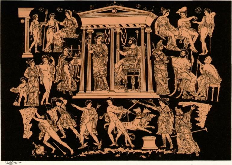 dieu hadès mythologie grec