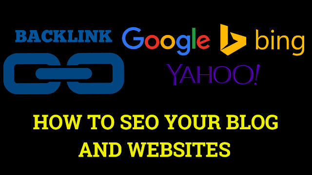 How to seo your websites with simple tricks to get top on search engines