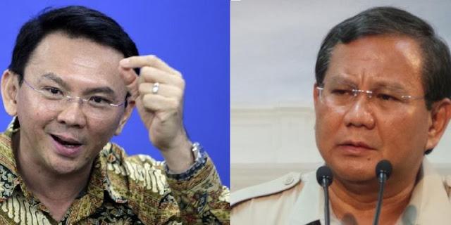 Fadli Zon: Peluang Ahok Didukung Gerindra Sudah Tertutup Rapat!