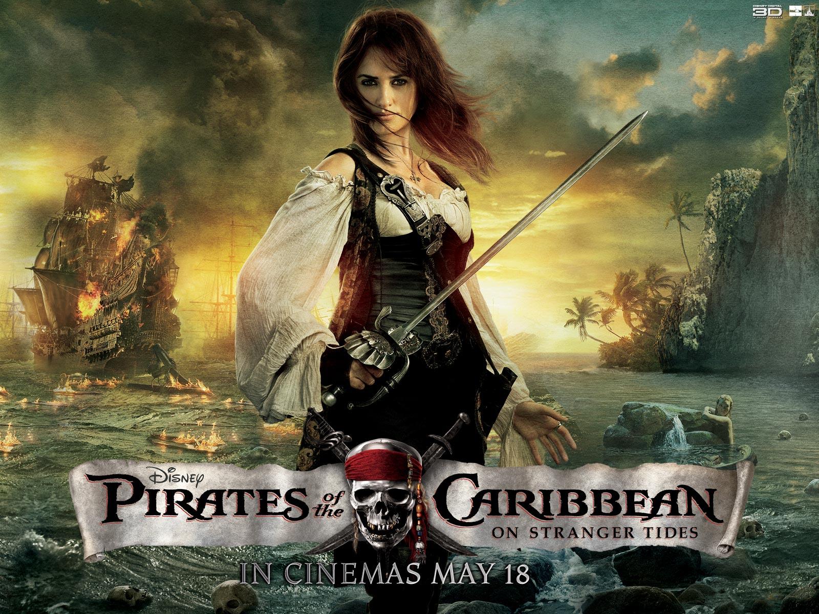 Pirates: Pirates Of The Caribbean 4