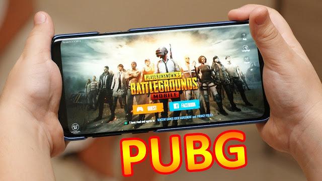 تحميل لعبة PUBG lite  نسخة خفيفة تعمل مع الجوالات الضعيفه