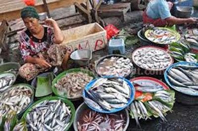 Harga Ikan Segar Dan Telur Ayam Naik