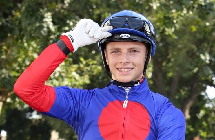 Lyle Hewitson - South African horse racing jockey