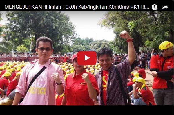 Mengejutkan!!! Inilah Tokoh-tokoh Kebangkitan PKI dan Keterkaitannya dengan Baju Kotak-kotak