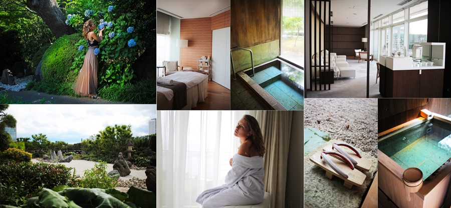 beauty und wellness in japan