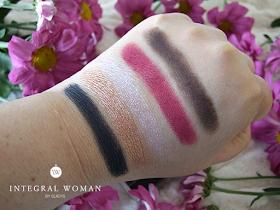 Poison Bargen Palette Nabla Cosmetics Integral Woman by Gladys_04