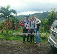Mr.Christoph and Mrs.Eva (DE), transport from Surabaya Airport to Mount Bromo-Ijen Crater-Bali. June 26th to 28th, 2016.