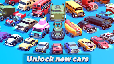 Sekarang aku akan membagikan kepada teman semuanya sebuah game android terbaru yang bern Crash of Cars MOD APK v1.2.32 Unlimited Money (Update 2018)