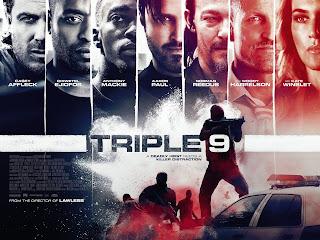 Download Film Triple 9 (2016) BluRay 720p Subtitle Indonesia