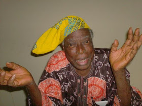 Legendary actor, Adebayo Faleti dies