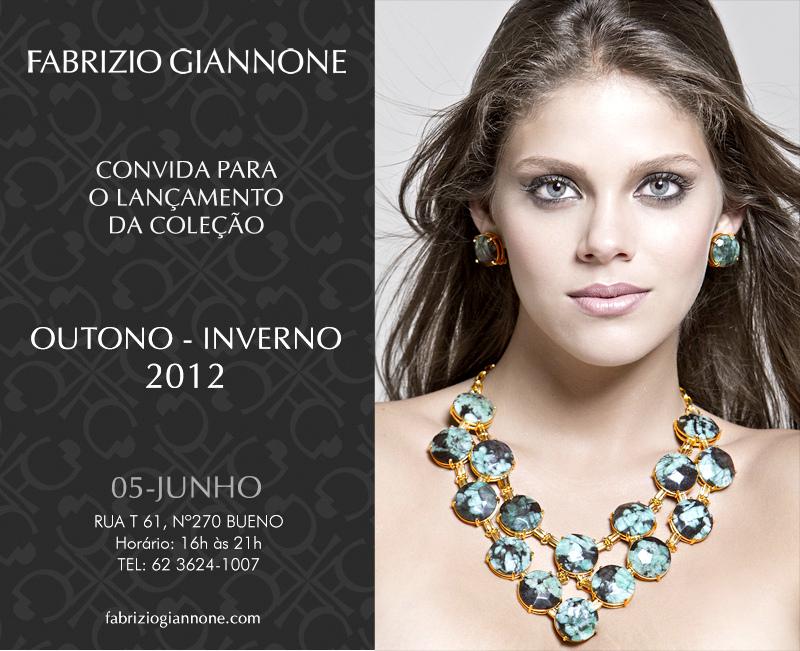 7a3d1cda0 Coquetel Fàbrizio Giannone para lançamento coleção Outono Inverno 2012