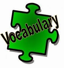 Nature of vocabulary