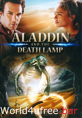 Aladdin And The Death Lamp 2012 Hindi Dubbed 720p BRRip 650Mb x264