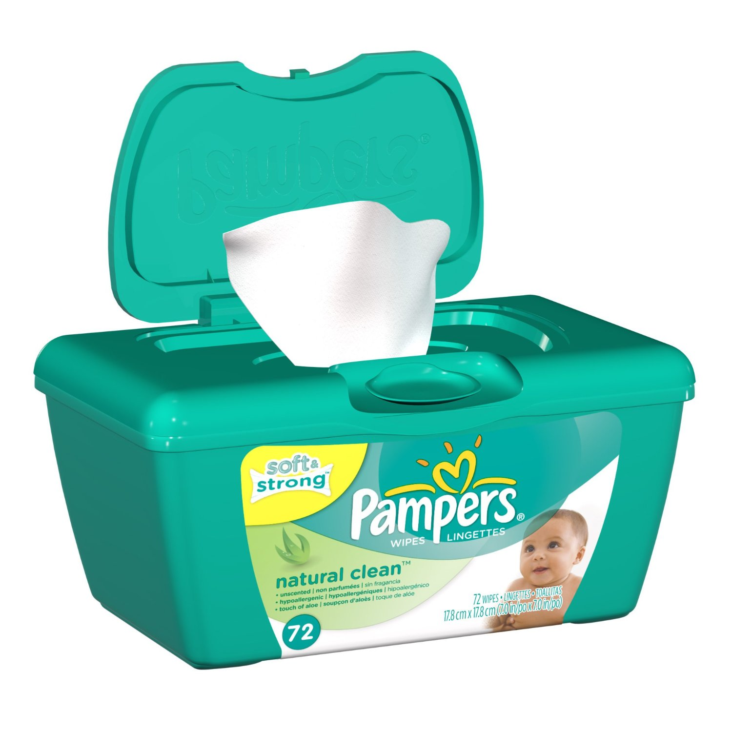Savvy Spending Hurry Hot Deal On Pampers Wipes At Amazon