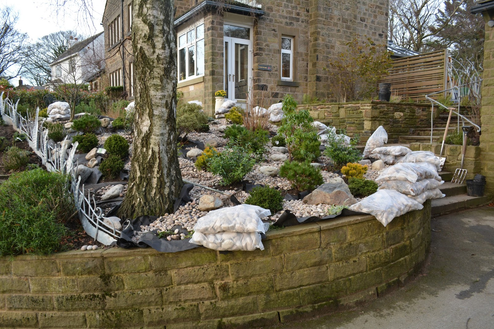David Keegans Garden Design Blog: December 2015