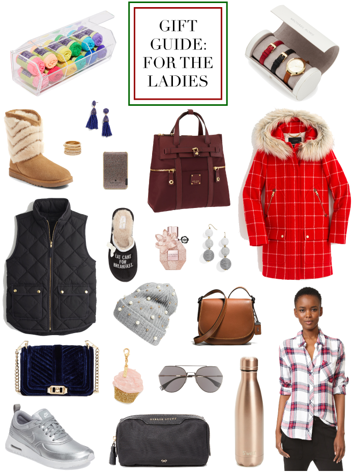 christmas holidays wish list gift guide gifts for her