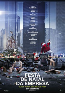 Office Christmas Party - Poster & Trailer