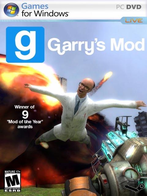 تحميل لعبة garry's mod تورنت