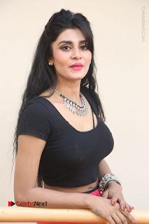 Telugu Actress Harini Stills at Dhyavudaa Movie Teaser Launch  0207.JPG