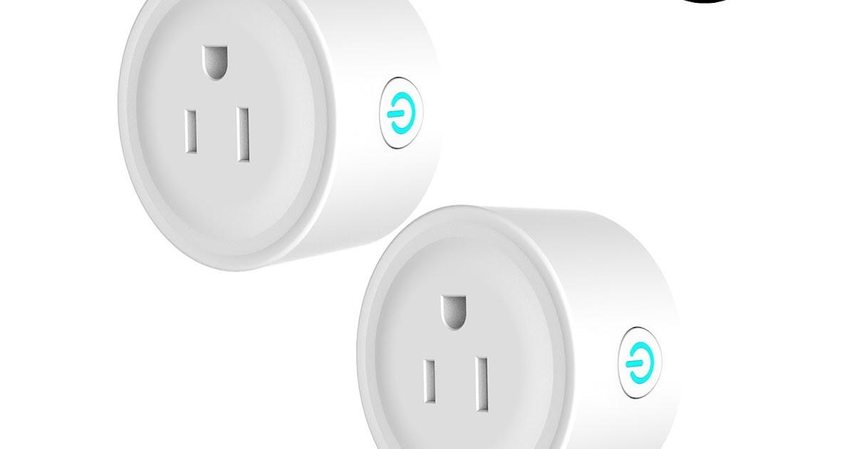 U0026quot Review U0026quot  Wifi Smart Outlet  Hugoai Mini Smart Plug 2 Pack