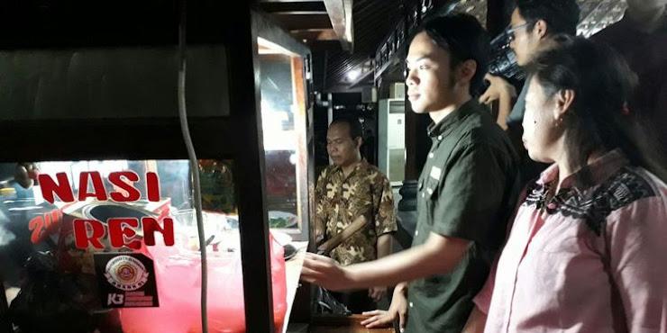 SBY dan Prabowo Bertemu di Tempat Nasi Goreng Langganan SBY