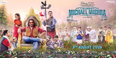 Review And Synopsis Movie The Legend of Michael Mishra (2016)