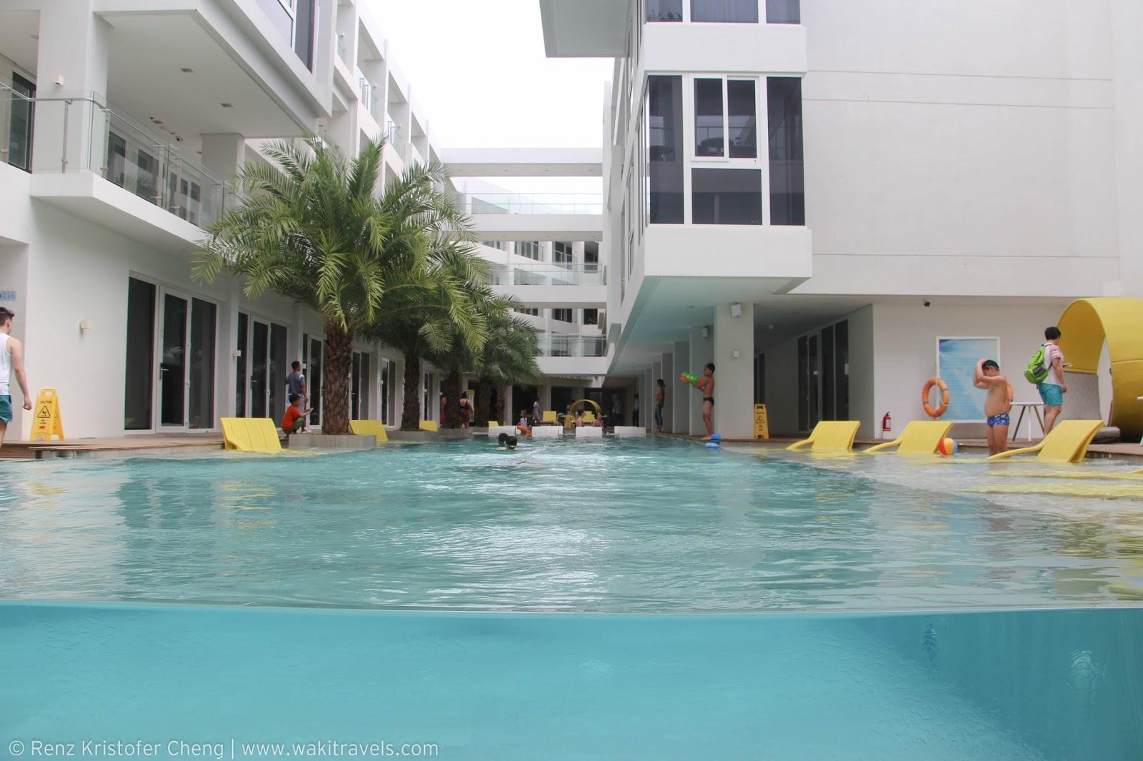Astoria Current Hotel In Station 3 Boracay Island