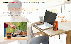 Thermopro TP20 Calibration - How to Calibrate TP20 Digital Meat Thermometer?