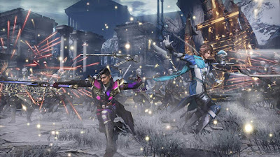 Warriors Orochi 4 Game Screenshot 11