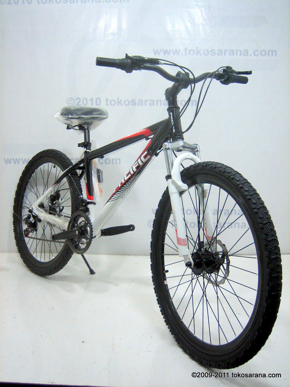 Sepeda Gunung PACIFIC MASSERONI 3.0 26 Inci WINARA BIKE