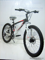 26 Inch Pacific Masseroni 3.0 21 Speed HardTail Mountain Bike