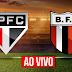 São Paulo x Botafogo/SP - 02/02 - 17h00