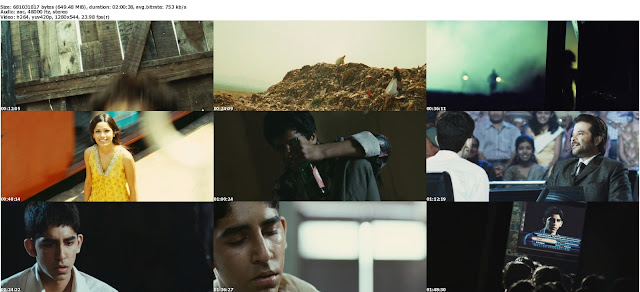 Slumdog Millionaire telugu movie dvdrip torrent