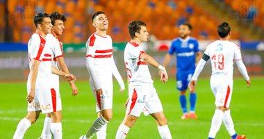 مشاهدة مباراة الزمالك وطنطا بث مباشر اليوم 5-1-2020 في الدوري المصري