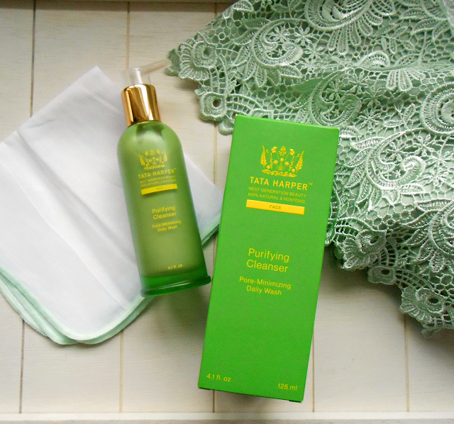 Tata Harper Purifying Cleanser Review