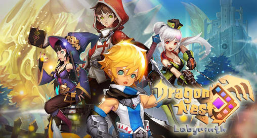 foranimeku Dragon Nest Labyrinth Android