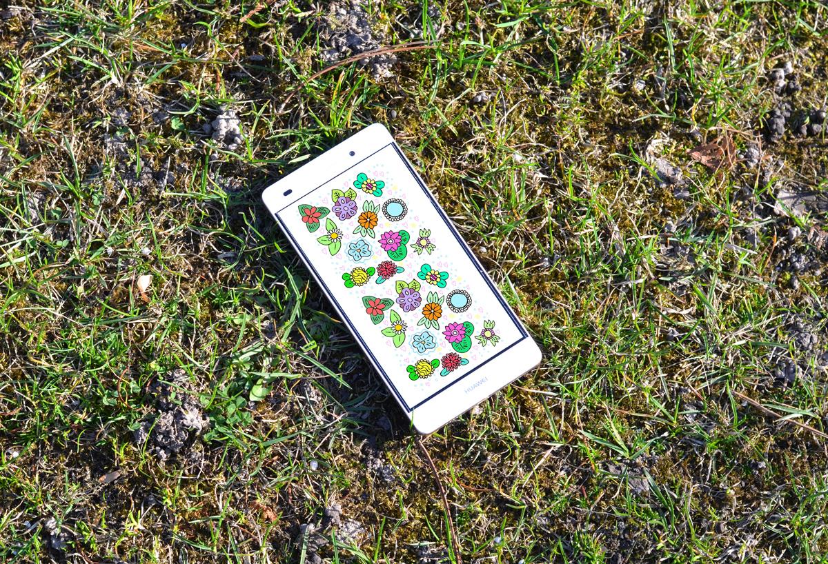Wiosenne tapety na telefon - 3 wzory do pobrania!