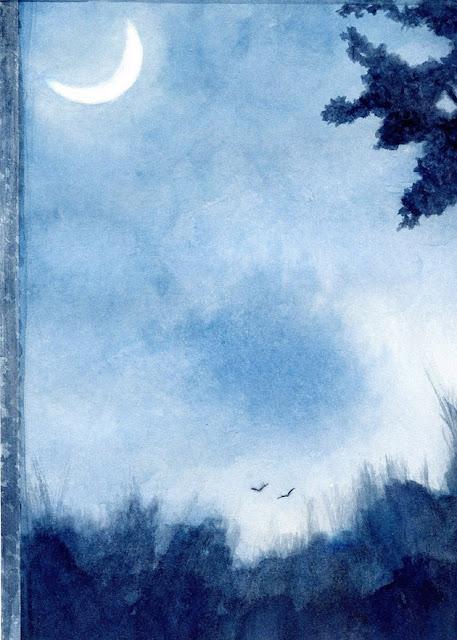 crescent moon_Susan Perez