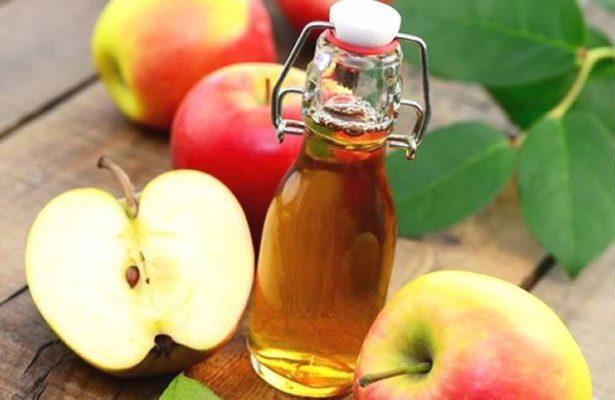 Vinaigre de cidre de pomme pour soulager les démangeaisons naturellement