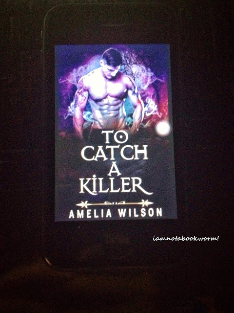 To Catch A Killer: Ghost Romance by Amelia Wilson Book Review