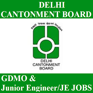 Delhi Cantonment Board, freejobalert, Sarkari Naukri, Delhi Cantonment Board Answer Key, Answer Key, cb delhi logo