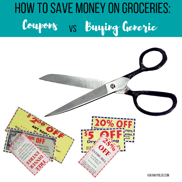 How To Save Money on Groceries: Coupons vs. Generic Brands