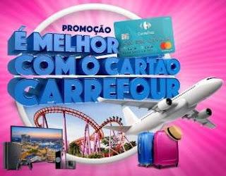 Cadastrar Promoção É Melhor Com Cartão Carrefour - 10 Viagens Orlando