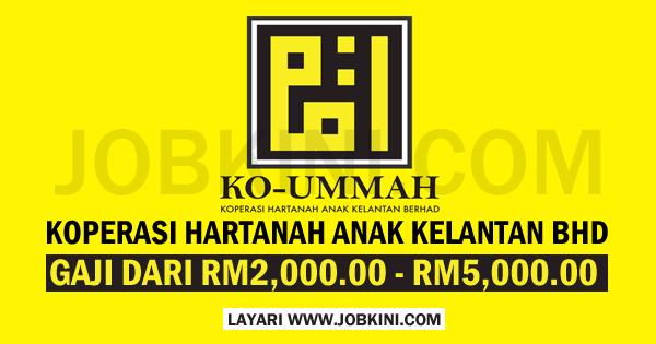 Koperasi Hartanah Anak Kelantan Bhd