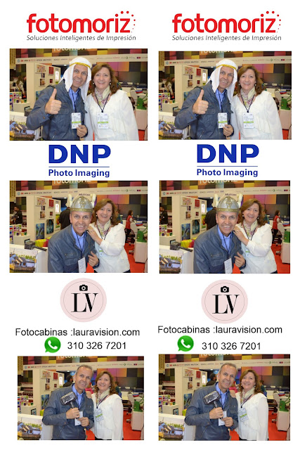 Alquiler de photobooths brandeadas