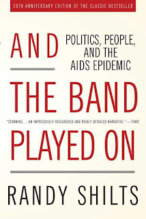 And the Band Played On book cover