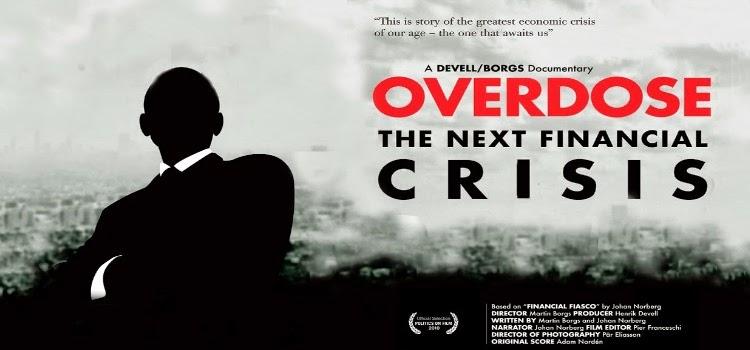crisis financiera sobredosis docuemental finanzas