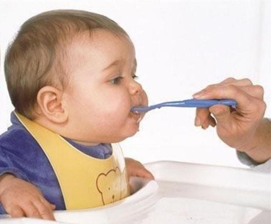 घरेलु पर बनायें शुद्ध शिशु आहार(Baby Food)