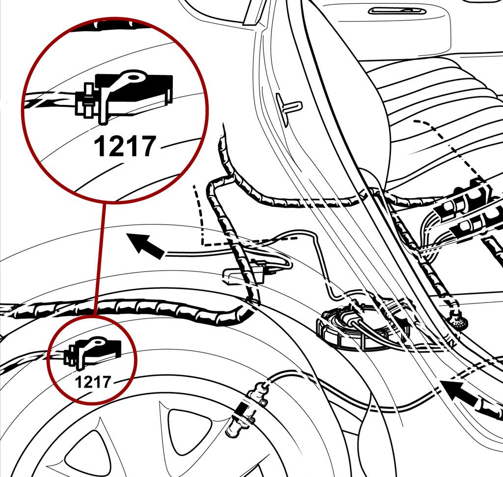renault scenic handbrake wiring diagram