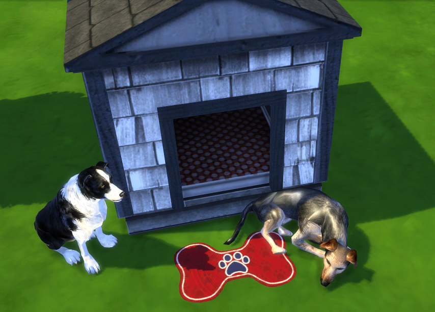 Sims  Cats And Dogs Broken Mods